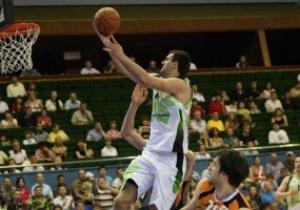 Киевский Будивельник - чемпион Украины по баскетболу