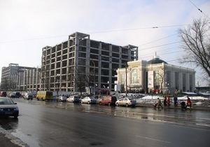 Укрзалізниця ищет инвестора для достройки Дарницкого вокзала