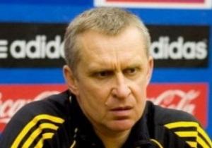 Киевский Арсенал может возглавить экс-тренер тираспольского Шерифа