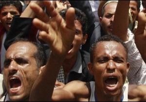 У Ємені зростає кількість жертв серед учасників протестів