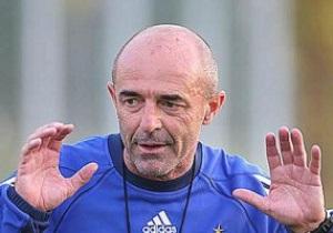 Тренер киевского Динамо приступил к работе со сборной Украины