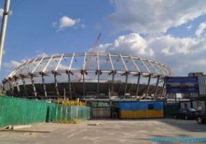 Киевляне показали НСК Олимпийский гостям из городов-побратимов