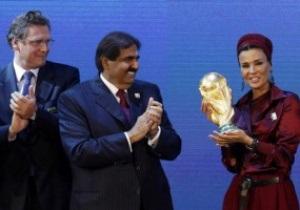 Опубликовано письмо, в котором генсек FIFA намекает на покупку Катаром права на ЧМ-2022