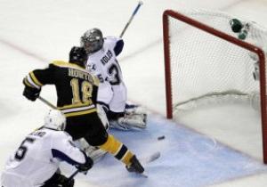 Хортон вывел Бостон в финал Stanley Cup