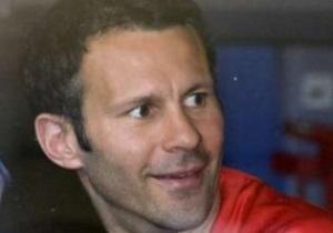 Райан Гиггз станет самым титулованным игроком финала Лиги Чемпионов