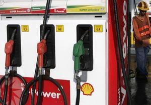 Повышение цен на бензин: Shell оспаривает в суде многомиллионный штраф АМКУ