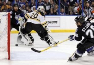 Stanley Cup: Тампа переиграла Бостон и сравняла счет в серии