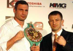 Виталий Кличко: Я ни в коем случае не буду недооценивать Адамека