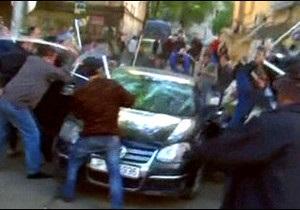 Опозиція у Тбілісі оголосила цілодобовий мітинг
