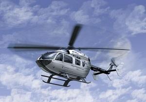 Mercedes-Benz впервые разработал дизайн для вертолета