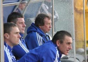 Семин после поражения от Ильичевца поменял план подготовки к матчу с Шахтером