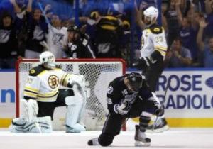 Stanley Cup: Тампа сравняла счет в серии с Бостоном