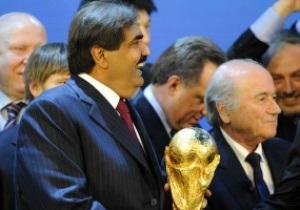 FIFA готова лишить Катар права проведения ЧМ-2022