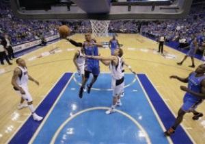 Плей-офф NBA: Оклахома обыграла Даллас и сравняла счет в серии