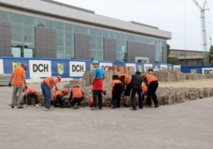 Ярославський: Тимчасовий термінал аеропорту Харків добудуємо в липні