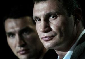 Братья Кличко хотели провести бой с Хэем на стадионе Динамо