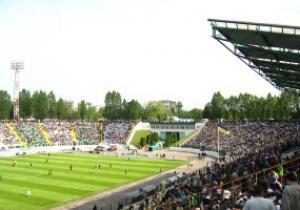Львовский стадион Украина внесен в перечень тренировочных центров Евро-2012