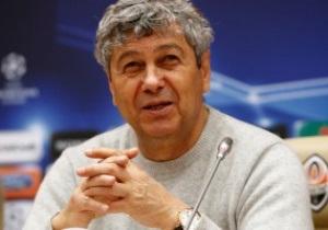 Луческу намерен посетить финал Лиги Чемпионов