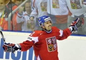 Чехи оставляют Россию без медалей хоккейного ЧМ
