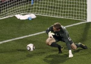 Английский вратарь, пропустивший нелепый гол на Мундиале в ЮАР, хочет уйти из сборной