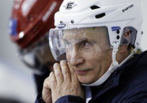 Путин поблагодарил IIHF за ЧМ-2016 на английском языке