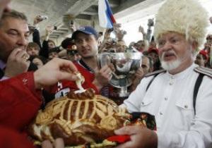 ЧМ-2016 по хоккею состоится в России. Украина и Дания отозвали свои заявки