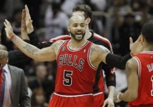 Плей-офф NBA: Чикаго проходит Атланту