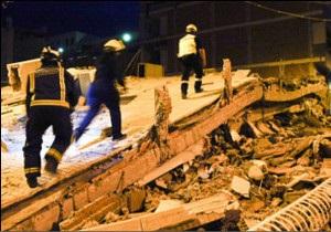 Землетрус в Іспанії: щонайменше 10 загиблих