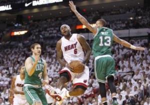 Плей-офф NBA: Майами выиграли серию у Бостона