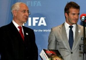 Англия угрожает выйти из состава ФИФА