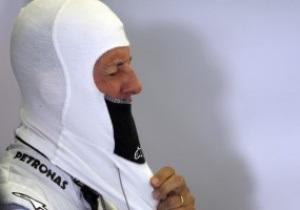 Эксперт: Михаэль Шумахер может вскоре уйти из Формулы-1