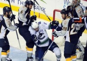 Stanley Cup: Ванкувер побеждает в серии с Нэшвиллом