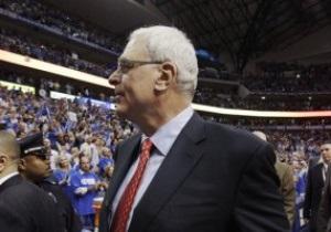 Даллас свергает Лейкерс с трона NBA и отправляет на покой Фила Джексона