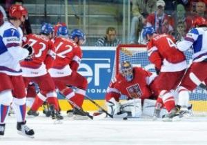 ЧМ-2011 по хоккею: Чехия обыграла Россию, Швеция вырвала победу у Швейцарии
