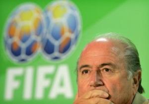 UEFA публично поддержал Блаттера в борьбе за пост главы FIFA