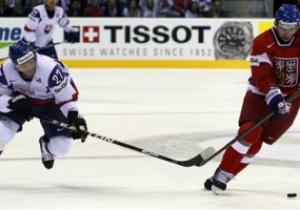 ЧМ-2011: Словакия уступила Чехии, Швеция переиграла Францию