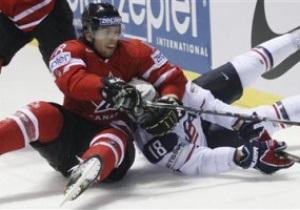 ЧМ-2011: Финляндия в серии буллитов переиграла Германию, а Канада - США