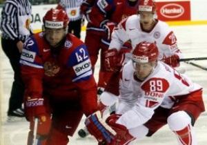 ЧМ-2011: Россия с трудом переиграла Данию, Норвегия одолела Швейцарию