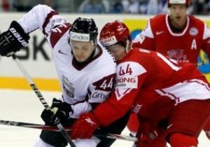 ЧМ-2011: Норвегия разгромила Австрию, Дания по буллитам одолела Латвию