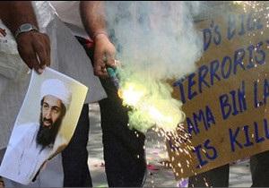 Інтерпол закликає до пильності після смерті бін Ладена