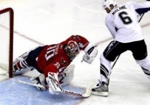 Stanley Cup: Сан-Хосе и Тампа-Бей увеличивают преимущество в четвертьфинальной серии