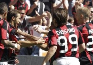 Серия А: Милан обыграл Болонью, Рома добыла героическую победу над Бари