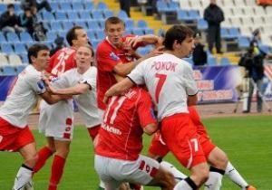 Кривбасс уверенно победил Севастополь, Ворскла вырвала победу у Зари