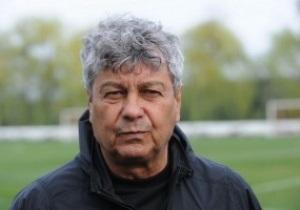 Луческу: Главное - сохранить позитивный имидж поединка Динамо - Шахтер