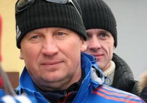 Назначен новый главный тренер сборной России по биатлону