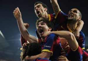 Імені Мессі: Барселона обіграла Реал в Мадриді