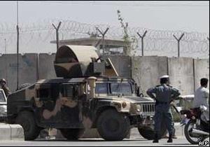 З афганської в язниці втекла сотня талібів