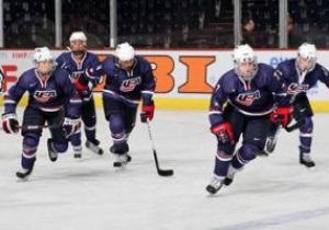 Американские хоккеисты выиграли юниорский Чемпионат мира