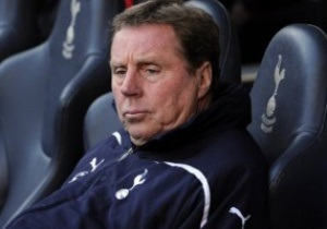 Реднапп провел 550-й матч в премьер-лиге в качестве тренера
