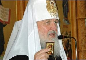 Патріарх Кирило приїде до Києва і Чорнобиля